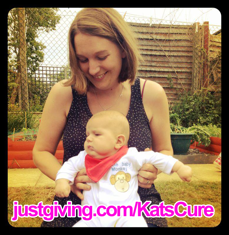 Milton Keynes Mum needs you, together we can get #KatsCure