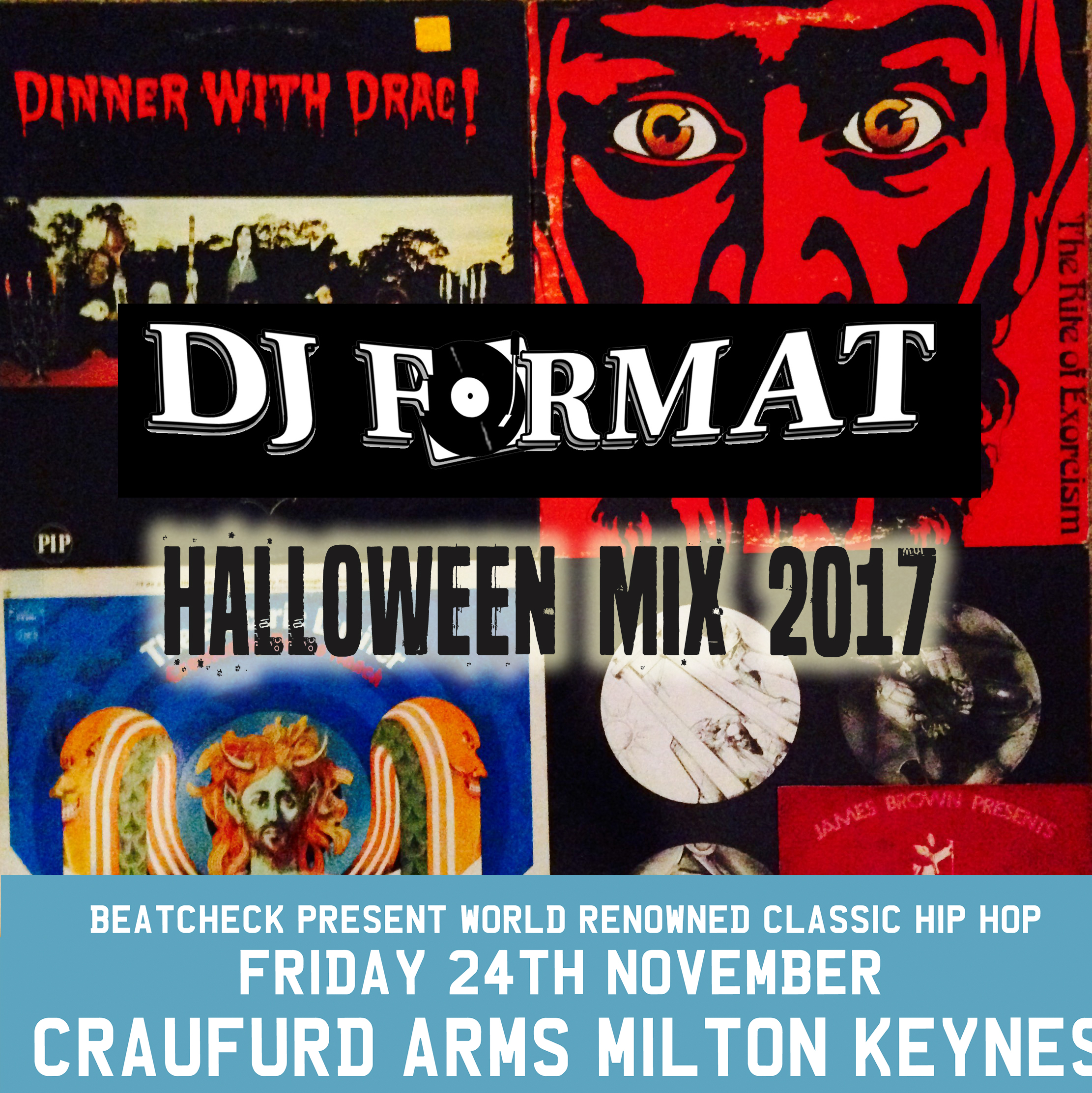 DJF HALLOWEEN MIX